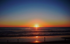 Sunset Love (LifebytheShot) Tags: pacificocean pacific waves wave reflections reflection sunsets sunset water ocean beach valentinesday love heart