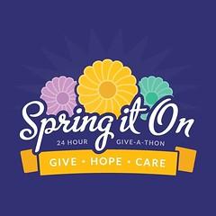 spring it on logo