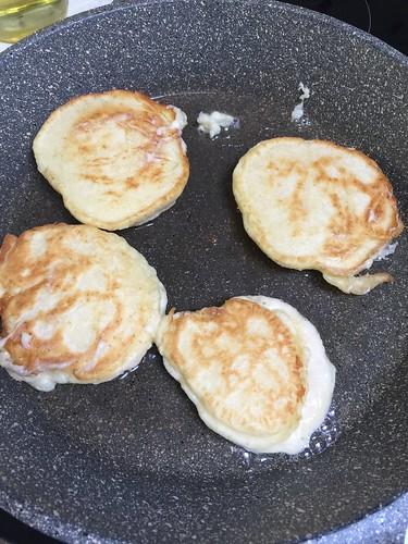 Pancakes - Welttag des Pancakes blogevent