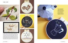 Carol Grilo na Revista Make (Carol Grilo • FofysFactory®) Tags: revista magazine make ritapaiva carolgrilo fofysfactory bordado embroidery handmade craft matéria brasil