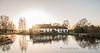 water Mill (Alanchippyh) Tags: watersunlight waterreflections mill sunlight trees treewater sky sony77ii outdoor water