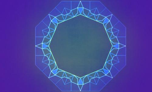 """Constelaciones Radiales, visualizaciones cromáticas de circunvoluciones cósmicas • <a style=""""font-size:0.8em;"""" href=""""http://www.flickr.com/photos/30735181@N00/31797926183/"""" target=""""_blank"""">View on Flickr</a>"""