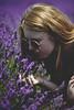Stop and Smell (joshuawoodhead) Tags: tasmania flowers lavender nature potrait purple