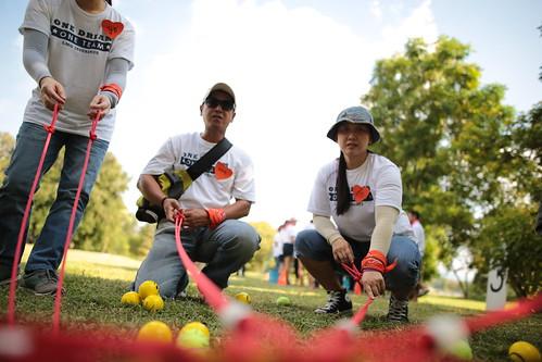 Team building activities in Hua Hin Springfield Village Golf & Spa