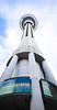 Sky Tower (goodbyetrouble) Tags: auckland nz newzealand sky tower turm aussichtsturm fernsehturm cbd observationtower travel neuseeland