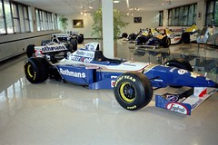 Damon Hill's 1995 Williams-Renault FW17B - Williams Grand Prix Collection, October 1996