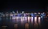 Southwark Bridge (Alex Chilli) Tags: southwark bridge london river thames water longexposure lights nightphotography blue city cityscape urban