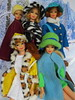 11. Stacey Collection (Foxy Belle) Tags: mod doll barbie stacy stacey collection winter fur snow outside boots 1960s mattel animal print great coat zebra