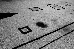 . (www.piotrowskipawel.pl) Tags: münchen bayern germany streetscene streetphotography street bw blackwhite blackandwhite monochrome geometry composition shapes shadow minimalism documentary documentaryphotography city