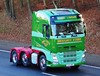 VOLVO FH - HARRY LAWSON Broughty Ferry Angus (scotrailm 63A) Tags: lorries trucks tankers lawson