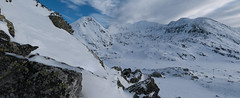 Panorama Retezat (Pianocchio) Tags: retezat rumänien karpaten carpathian mountain romania national park gentiana bucura peleaga snow winter mountainering mountaineering