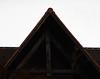 019/365 #365DaysChallenge Triangles (melina1965) Tags: janvier january 2017 îledefrance valdemarne créteil nikon coolpix s3700 365dayschallenge triangle triangles toit toits roof feuilles feuille leaf leaves hiver winter