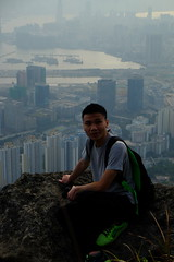 DSCF1444 (Ki Chun Law) Tags: fujifilmxt1 飛鵝山 kowloonpeak