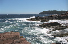 OtterCliffs (michaelmaguire4) Tags: coast rocky surf maine