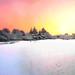 Snow and Sunrise