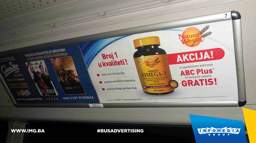 Info Media Group - BUS Indoor Advertising, Natural Wealth 06-2015