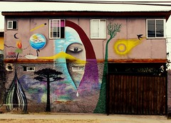 ABRIR FUEGO (Felipe Smides) Tags: chile streetart volcano calle mural plazas fuego pintura volcán libres muralismo puentealto smides felipesmides noaltomaipo villandesdelsur