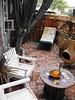 Small outdoor sittin (radiosoppeng) Tags: outdoor small sittin toko cantik unik