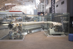 Canadian Aviation and Space Museum (lmwdesign) Tags: ontario canada museum ottawa capital fujifilm canadarm 27mm casm xe2 canadianaviationandspacemuseum