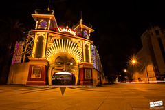 IMG_2367 (Jman Ngai) Tags: park longexposure nightphotography urban st canon lens cityscape nightscape oz australia melbourne victoria luna full frame l vic aus kilda 6d ef1740f4l