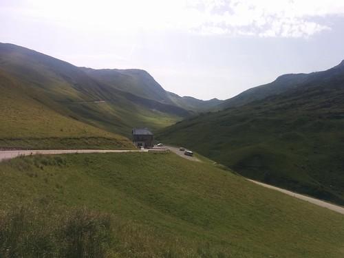 From Col du Glandon