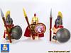SPARTANS (baronsat) Tags: greek ancient lego barf alexandre mythology spartans minifigures boudon brickwarrior