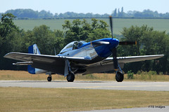 IMG_7683 (harrison-green) Tags: show sea museum plane flying war fighter aircraft aviation air airshow legends duxford imperial spitfire mustang fury iwm me109 2015