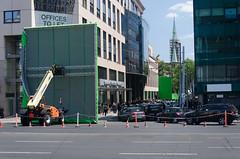 Első helyszín - totál (miklos.kovacs) Tags: budapest inferno shooting greenscreen györgy forgatás dózsa