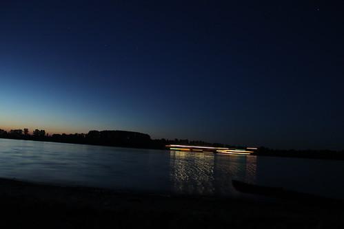 Danube river cruise boat