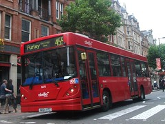 Abellio London 8472 on route 455 Croydon high street 01/08/15. (Ledlon89) Tags: bus london transport croydon londonbus tfl bsues croydonbuses