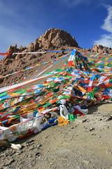 IMG_5322 (shshila) Tags: mountain tibet prayerflags namtso windhorse rlungrta nagenla 那根拉山 namtsonationalpark