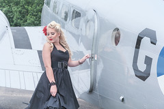 Pin up & planes (avar66nl) Tags: planes pinup klhv