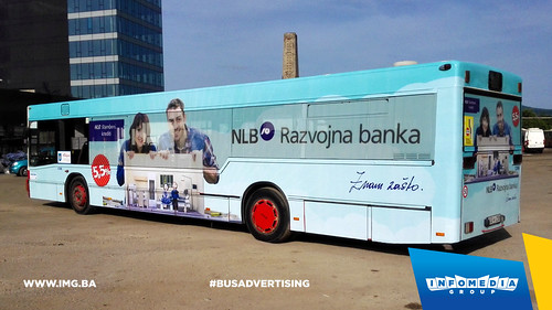 Info Media Group - NLB Razvojna banka, BUS Outdoor Advertising, Banja Luka, Bijeljina 05-2015 (2)