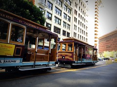 #CableCar #CaliforniaStreet #TwoStandeesOnly () Tags: sf sanfrancisco street city apple calle strada phone telephone traintracks thecity streetphotography cellphone cell corso streetscene mobilephone cablecar gps posh expensive rue californiastreet sfist iphone straat qualitytime   saofrancisco cablecartracks  strase  appleiphone takenwithaniphone   weekendgetway iphone6 iphonecapture twostandeesonly backcamera iphone6capture