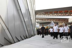 Majlis perasmian Menara Kerja Raya.Menara Kerja Raya,8/12/16. (Najib Razak) Tags: majlis perasmian menara kerja raya
