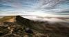 Mist rolling over Corn Du (karlmccarthy1969) Tags: landscape mist mountain clouds longexposure wales breconbeacons
