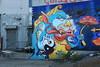 sheryo yok (Luna Park) Tags: ny nyc newyork brooklyn graffiti mural production sheryo yok lunapark