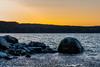Rock in lake Väsman (Henrik Axelsson) Tags: bergslagen forest lake landsbygd landskap ludvika rock rocks sjö skog sten stenar vatten vinter väsman water winter dalarnaslän sverige se