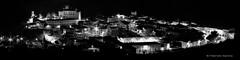 barolo di notte (sanino fabrizio) Tags: notturna notte bianco e nero bn monocromo città paese cittadina castello centro storico borgo paesaggio landscape night barolo langhe piemonte cuneo italia patrimonio unesco canon 550d 1855