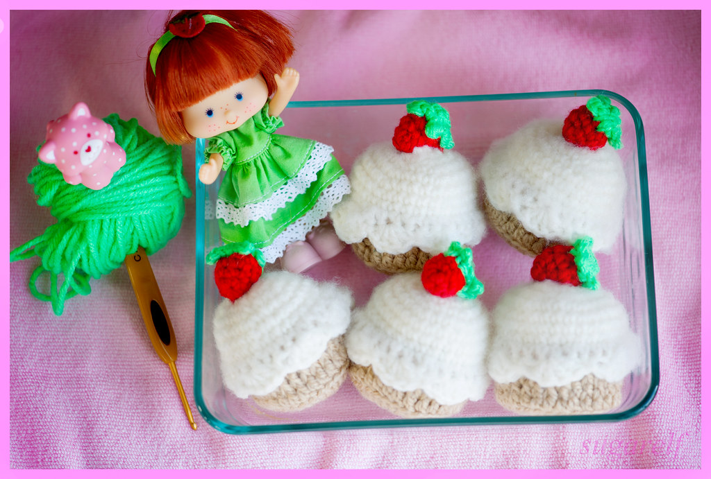 The Worlds Best Photos Of Crochet And Cupcake Flickr Hive Mind