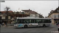Irisbus Agora Line - Transdev Île-de-France – Établissement de Rambouillet / STIF (Syndicat des Transports d'Île-de-France) – Rbus n°05002 (Semvatac) Tags: semvatac photo bus tramway métro transportencommun irisbus agoraline 35dfh78 transdevîledefrance établissementderambouillet stif syndicatdestransportsdîledefrance rbus b placefélixfaure rambouillet yvelines