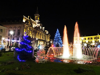 Nuit de Noël à Tours