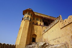 Palace of the Maharajahs - Amber Fort during Indian Summer (PsJeremy) Tags: india indiansummer amberfort maharajahs