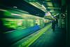 Going Home In Japan (El-Branden Brazil) Tags: tokyo japan japanese asia asian commuting train