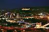 City lights (cammino5) Tags: 2016 dezember würzburg night nachtaufnahme main franken bayern deutschland explored