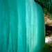 Blue Green Curtain of Minnehaha Falls