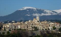 Saint-Paul-de-Vence (b.four) Tags: village paese neige snow neve saintpauldevence alpesmaritimes ruby5 ruby10 ruby15