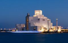 Museum of Islamic art, Doha, Qatar (Frans.Sellies) Tags: img6451lr2 doha qatar museum pei architecture قطر