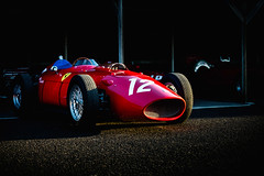 Steve Tillack and Andrew Wills - 1960 Ferrari 246 Dino at the 2016 Goodwood Revival (Photo 9) (Dave Adams Automotive Images) Tags: 2016 9thto11th autosport car cars circuit daai daveadams daveadamsautomotiveimages grrc glover goodwood goodwoodrevival hscc historicsportscarclub iamnikon lavant motorrace motorracing motorsport nikkor nikon period racing revival september sussex track vscc vintage vintagesportscarclub davedaaicouk wwwdaaicouk stevetillack andrewwills 1960ferrari246dino 1960 ferrari 246 dino monoposto f1 formula1