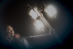 Glow (fauxtographerr) Tags: demi julia lamppost lamp glow night nightscene girl cutegirl asiangirl cuteasiangirl gaslamp weddingchapel chapel lasvegas northlasvegas dtlv